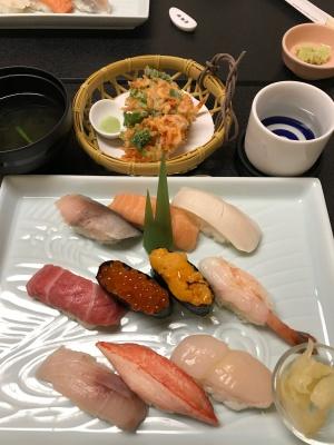 小樽 お寿司