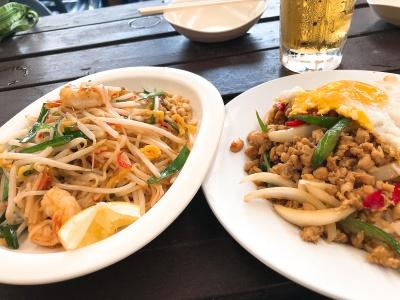 海の家 タイ料理