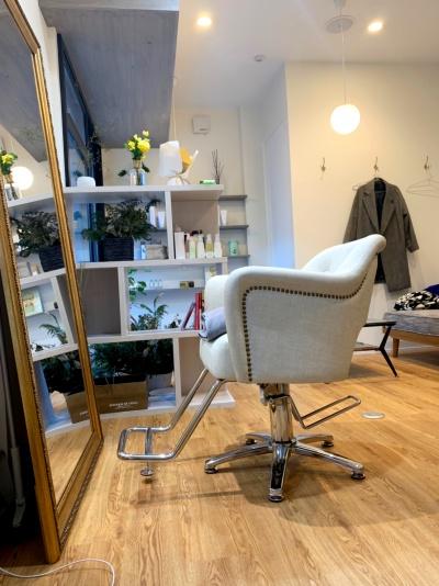mardi private hair salon