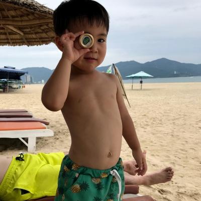 ベトナム ダナン 家族旅行 夏休み