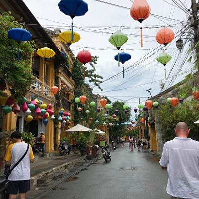 ベトナム ダナン 家族旅行 夏休み ホイアン