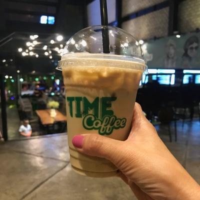 ベトナム ダナン タイムコーヒー
